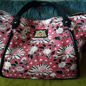 JUICY COUTURE LARGE TOTE BAG
